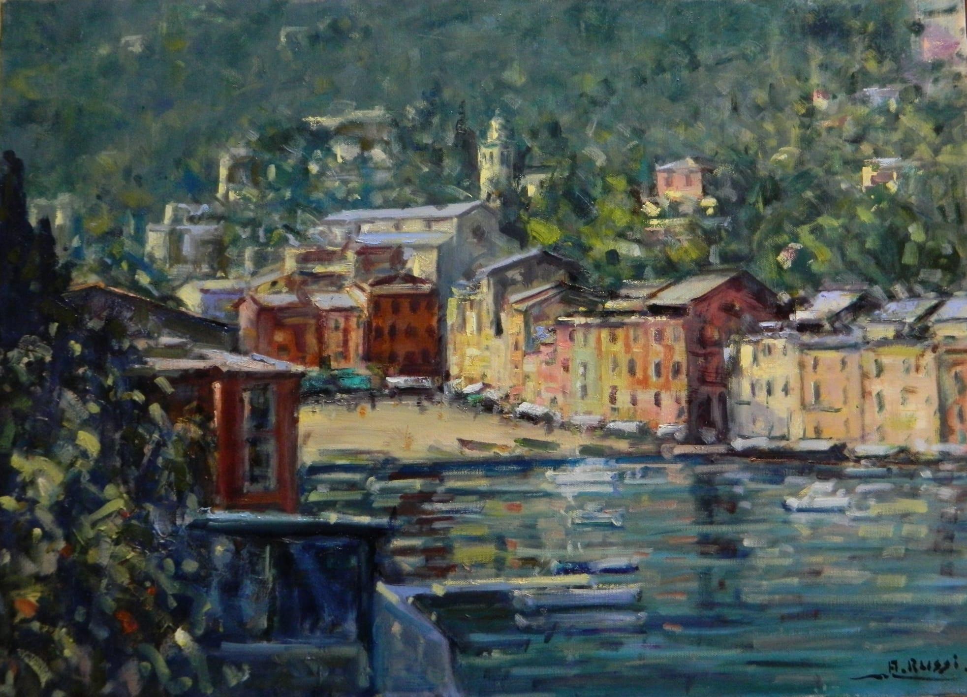 Antonio Impression Of Portofino 70x50