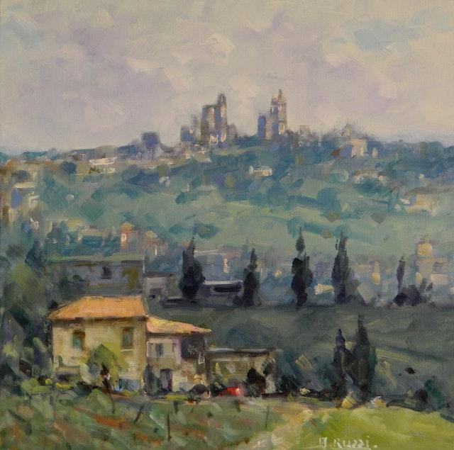 Antonio San Gimignano 40x40
