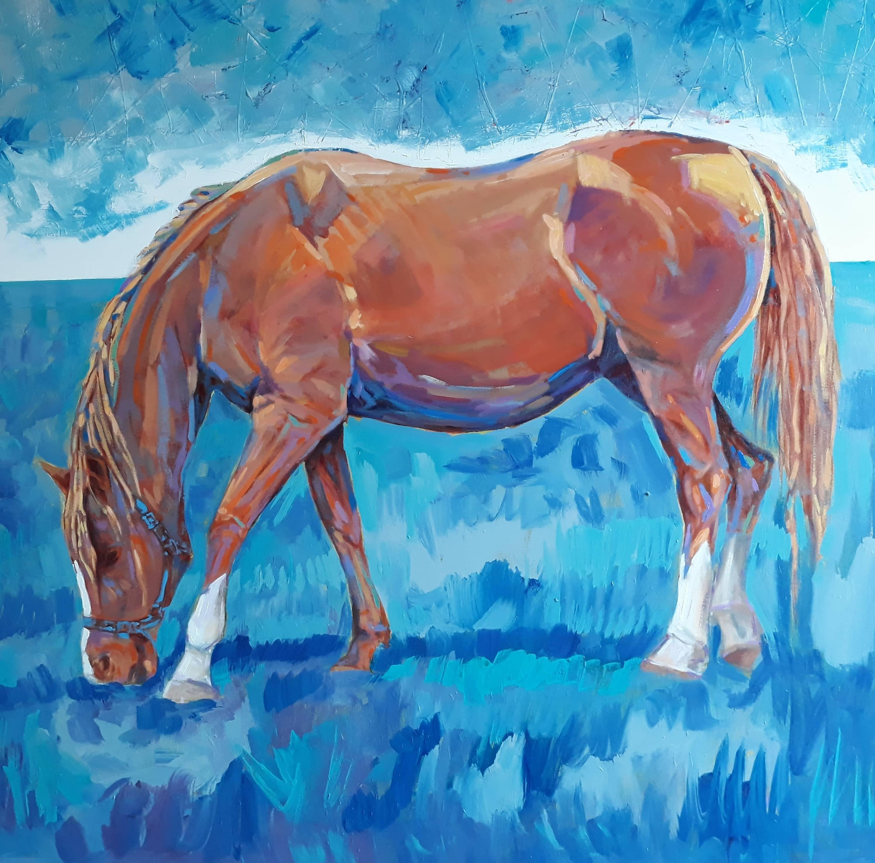 Claudio Horse 80x80
