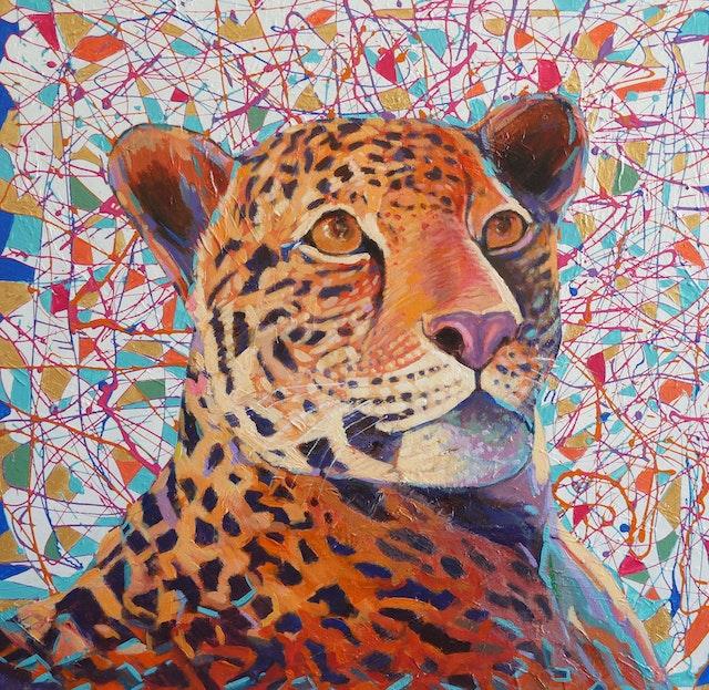 Claudio Leopard 60x60