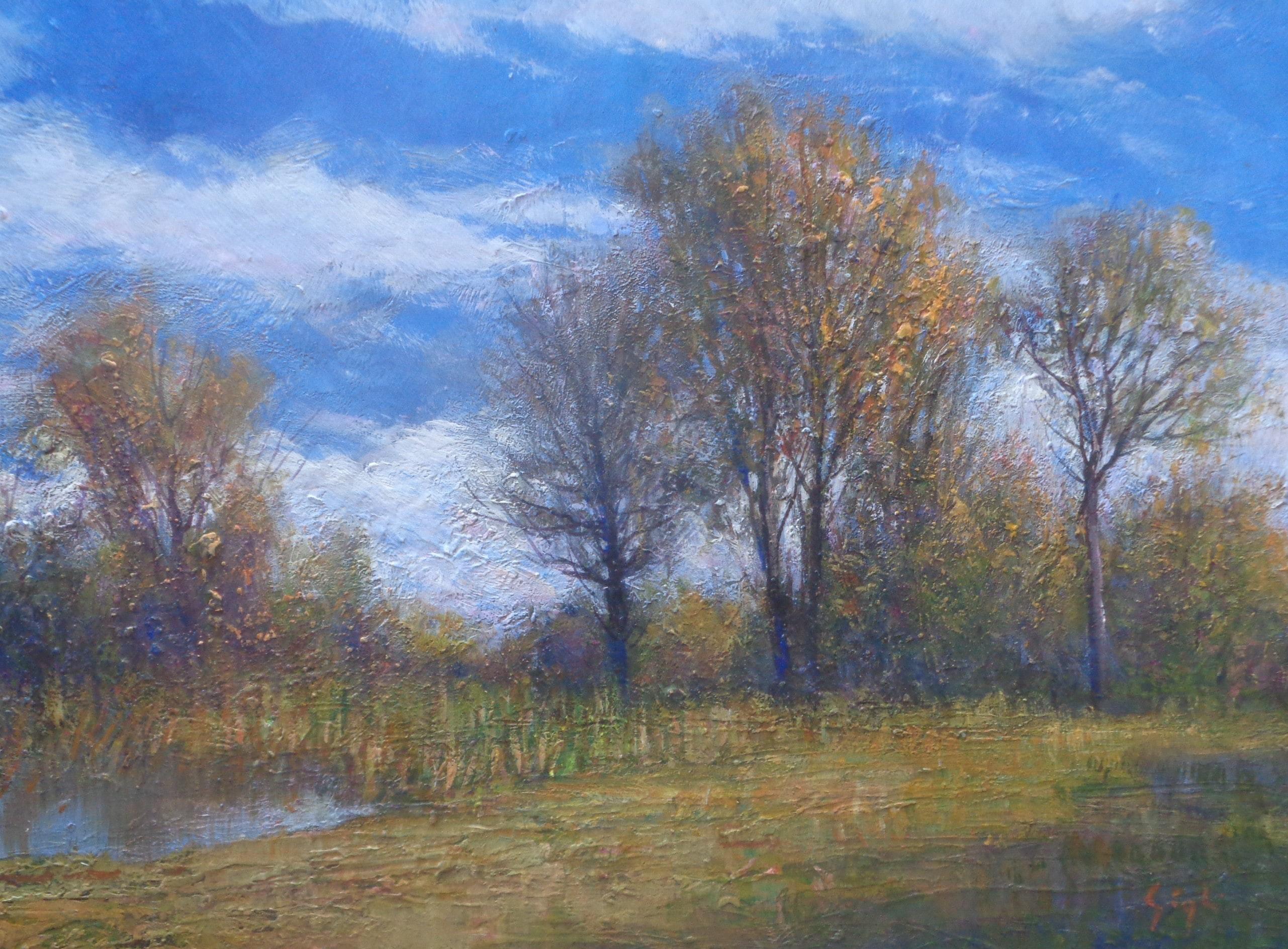 Gigli Autumn Landscape 70x50