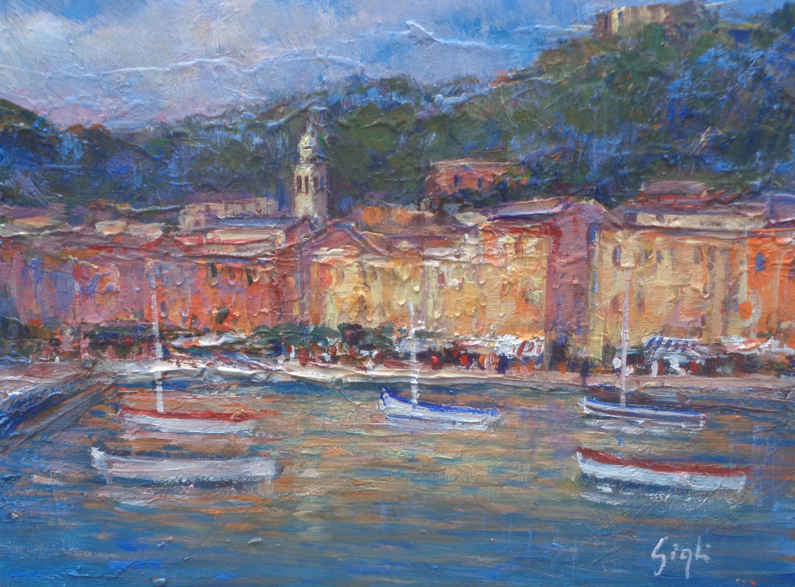 Gigli Portofino 30x24