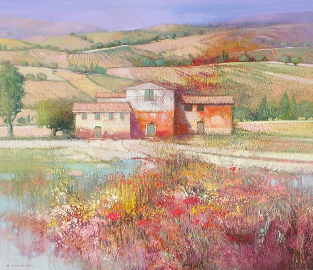 Nicola Casale Toscano 70x60