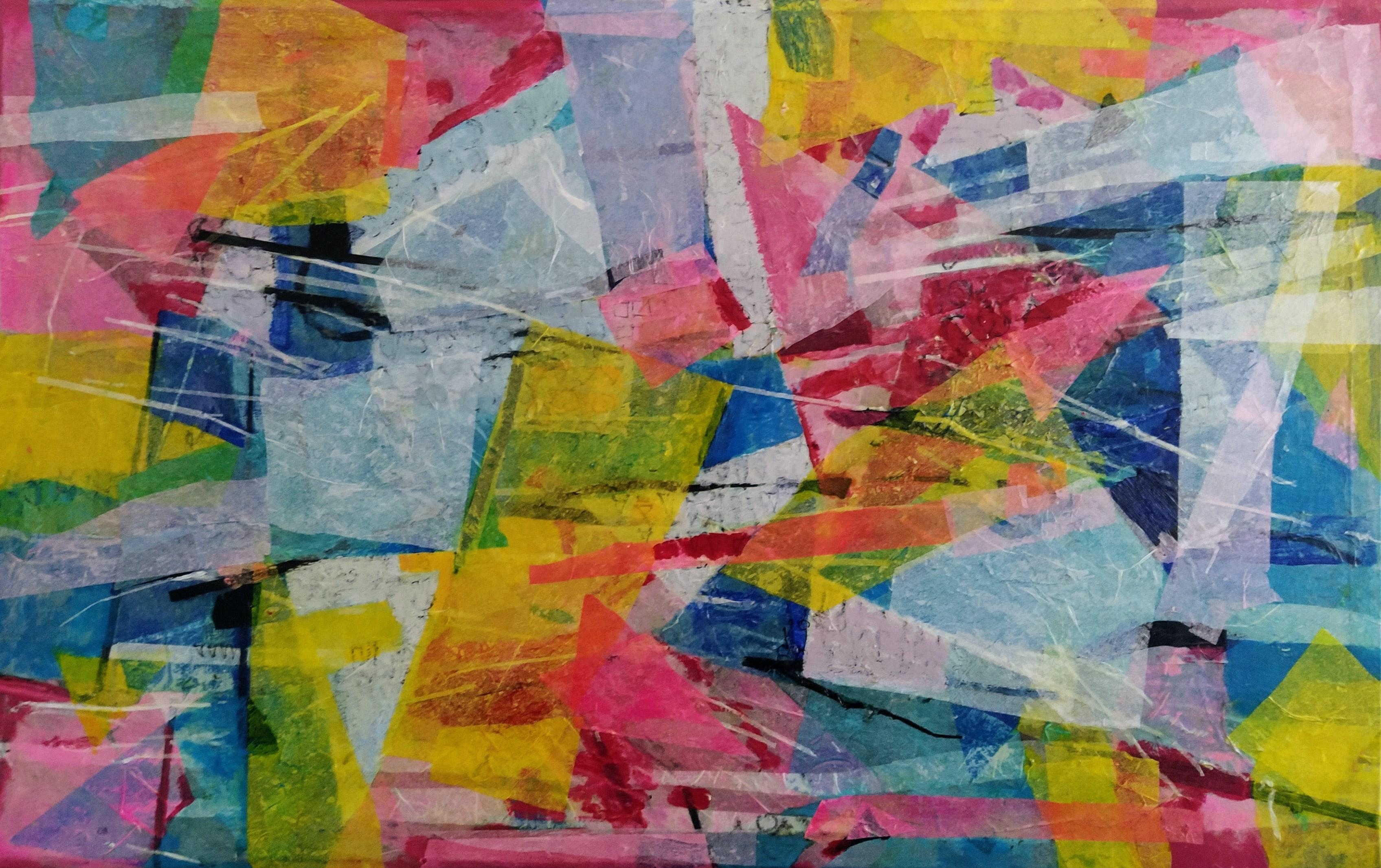 Pietro Floating Collage 140x88