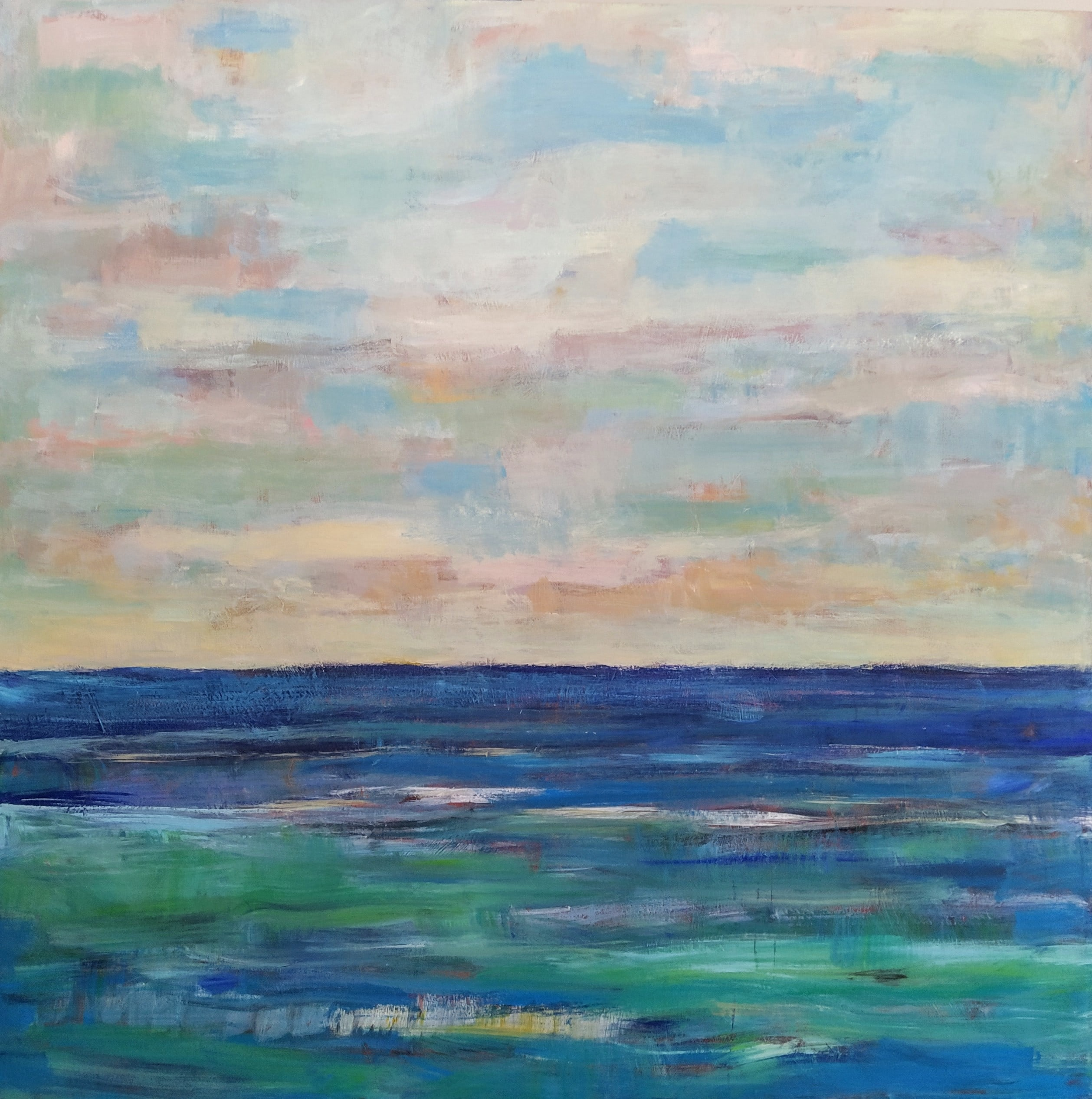 Pietro Cross-references of light in a seascape 150x150