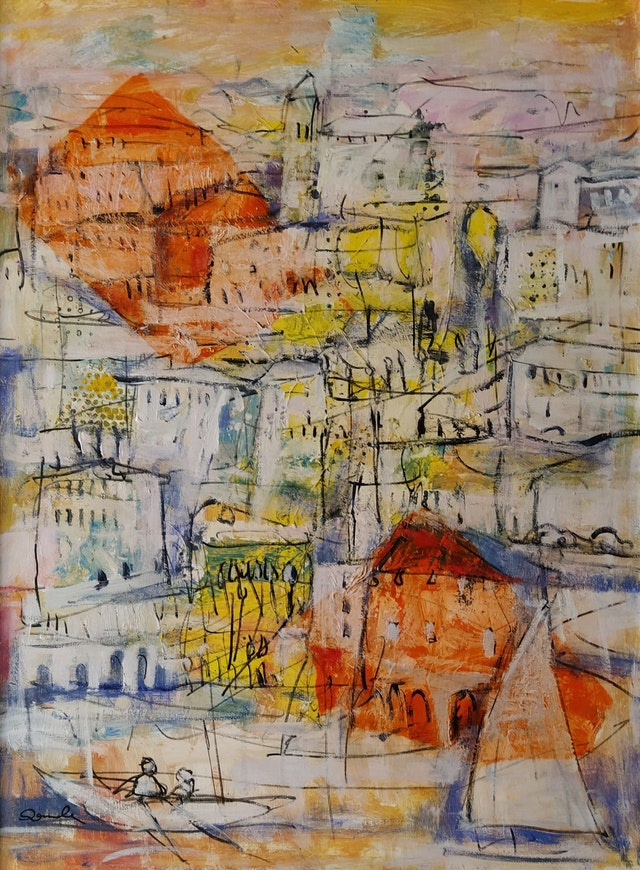 Pietro Dream of Landscape 60x80