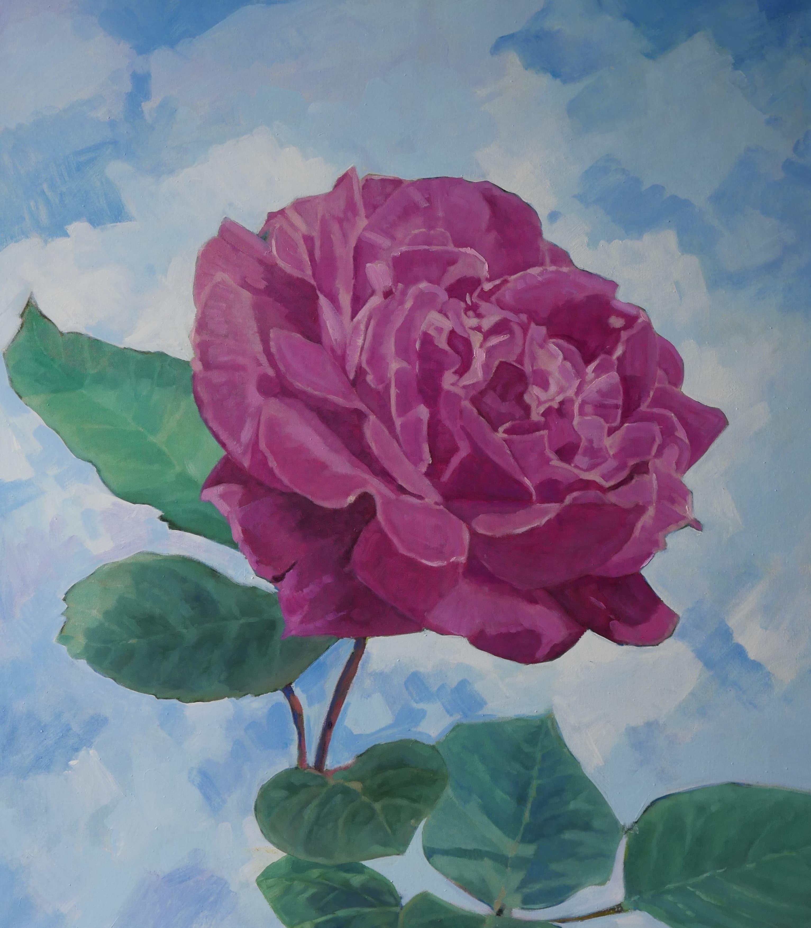 Susanna Rose 70x80
