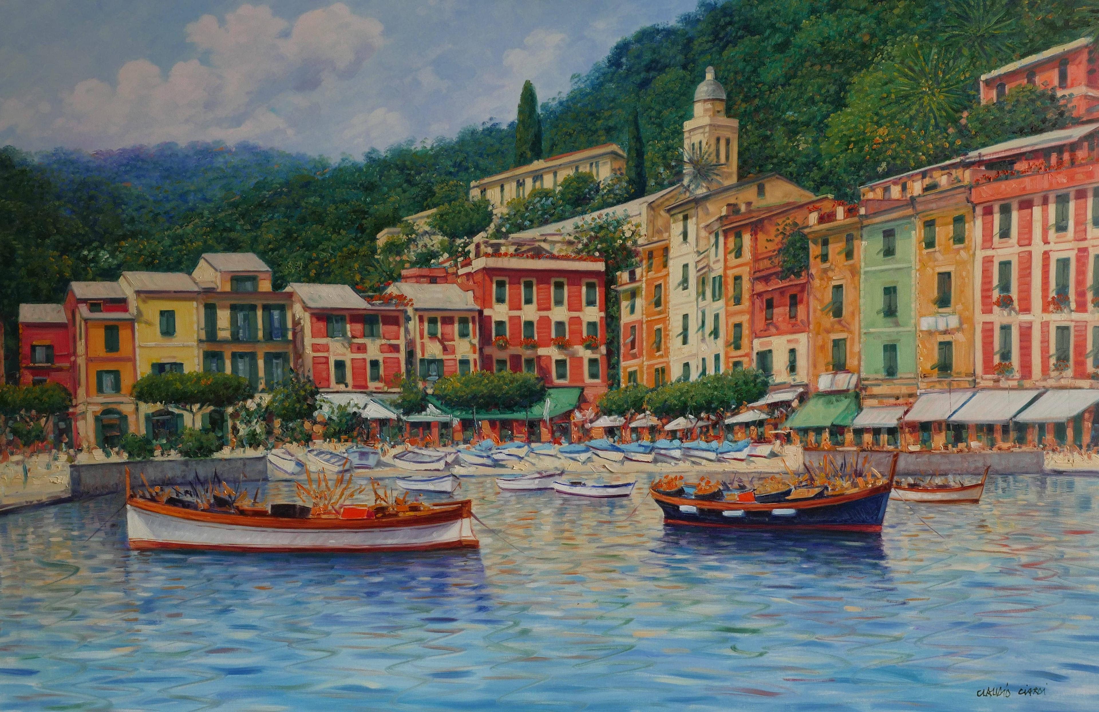 Claudio Portofino 150x100