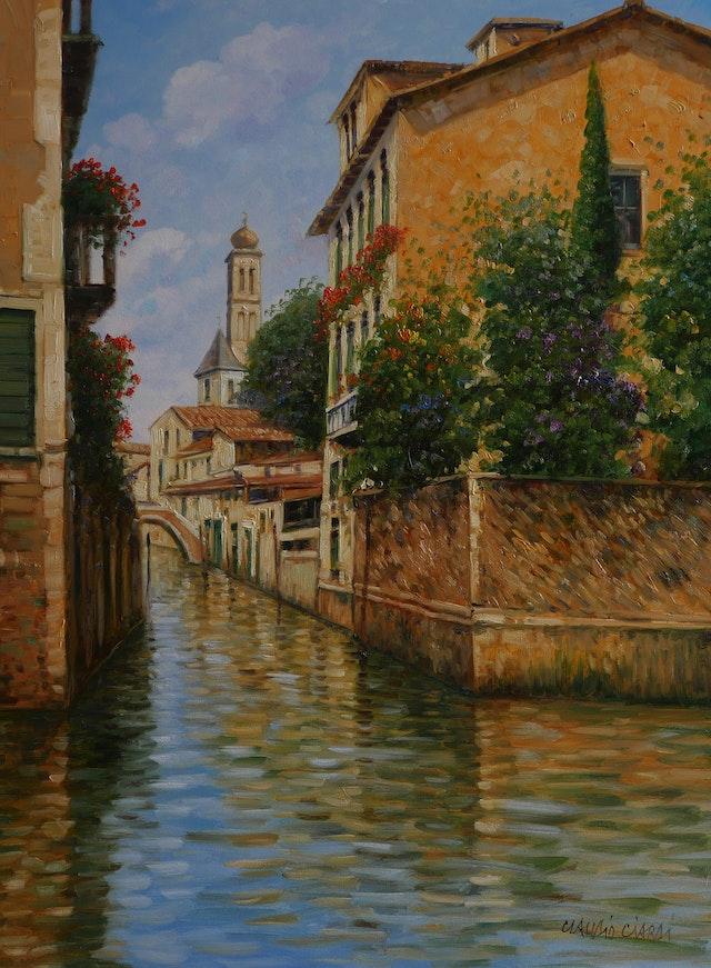 Claudio Venezia 50x70