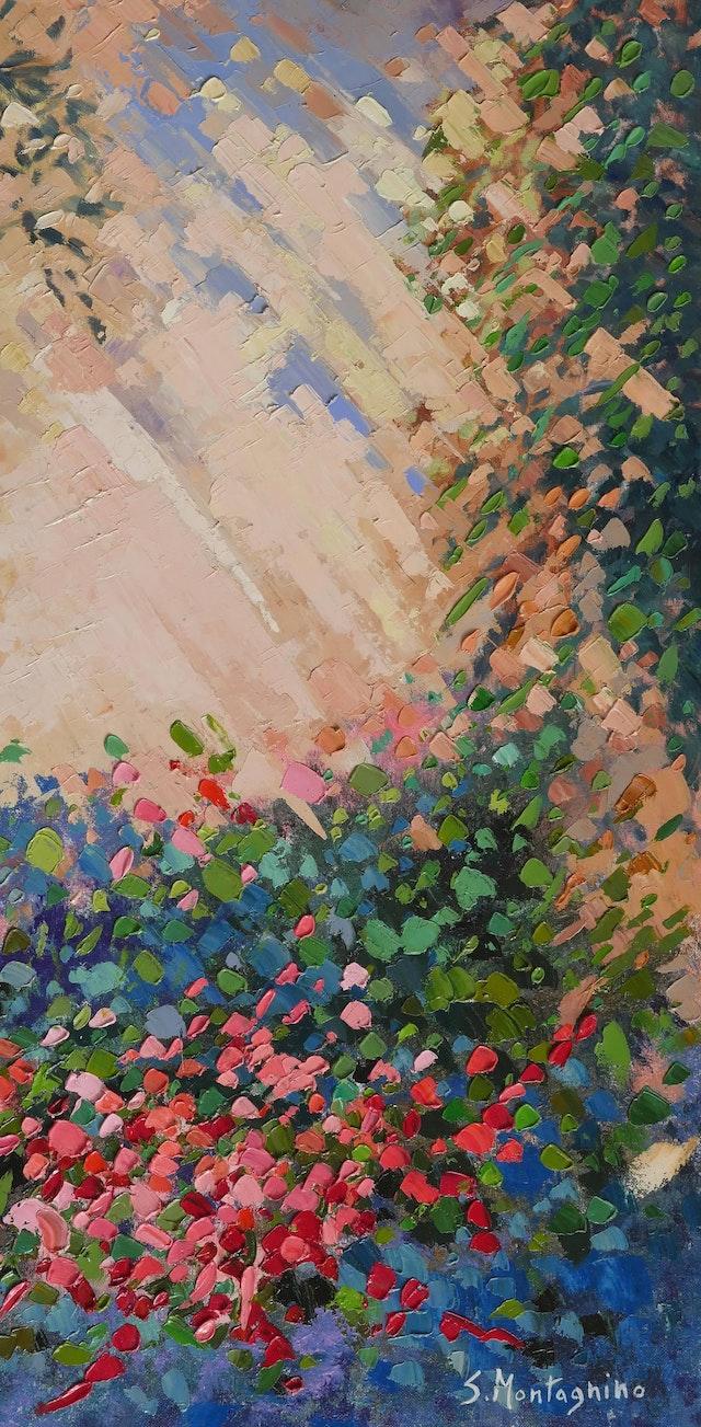 Susanna Garden 30x60