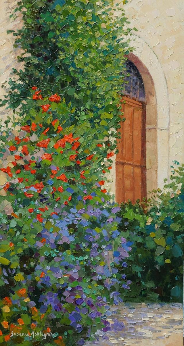 Susanna the Door 40x80